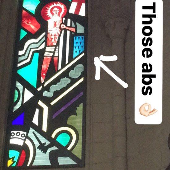 Catedral de la Almudena Jesus