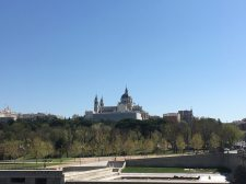 Palacio Real from the canals