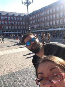 Plaza Mayor with Panos