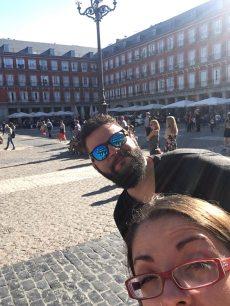 Plaza Mayor with Panos
