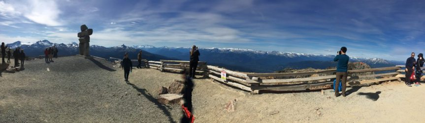 Mountains pano