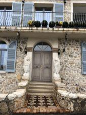 Houses in old Antibes - Antibes Water meetup 22-28.02.2018