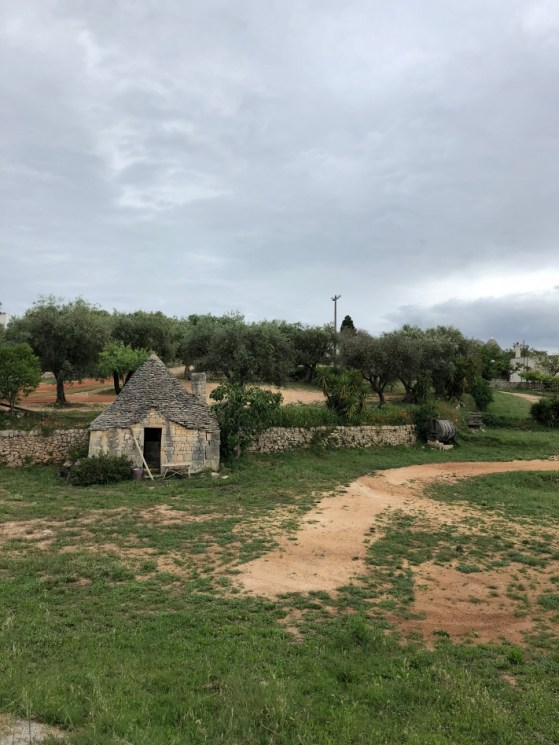 Outskirts of Alberobello