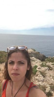 Me at Punta Ristola - finis terrae