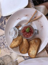 Food is amazing in Puglia