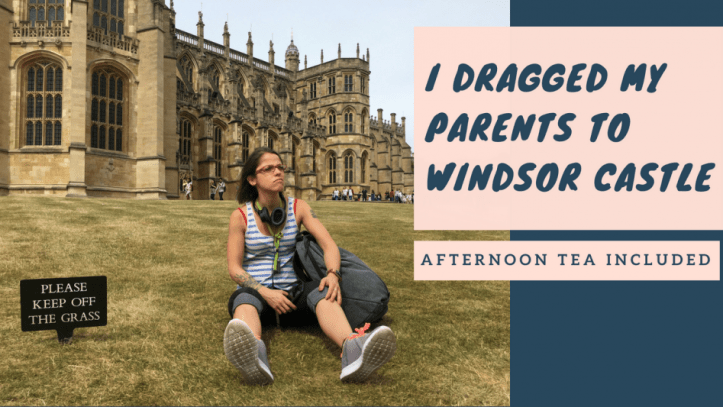 what to see and what to eat in Windsor - video DailyPinner vlog