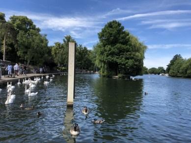 Windsor riverside