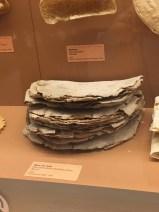 Sardinian traditional bread in ISRE Museo Etnografico Nuoro