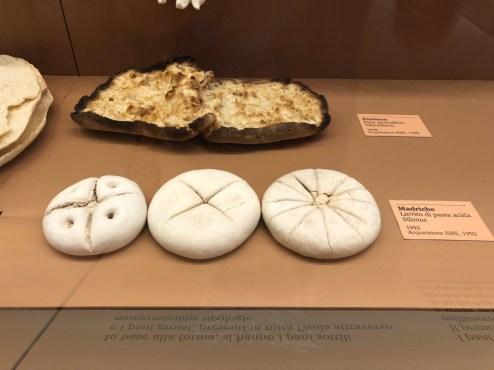 Sourdough / Madriche in ISRE Museo Etnografico Nuoro