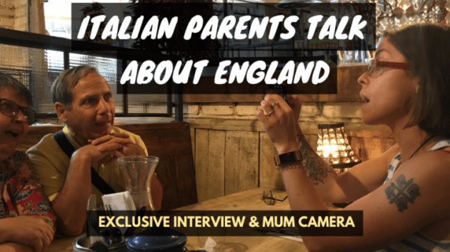 Italy vs UK_ Italian parents talk about England