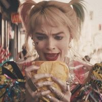 Harley Quinn's breakfast sandwich