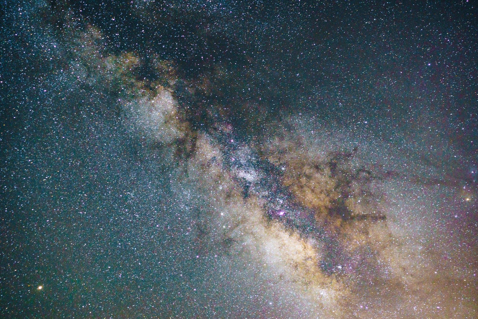 photo of solar system