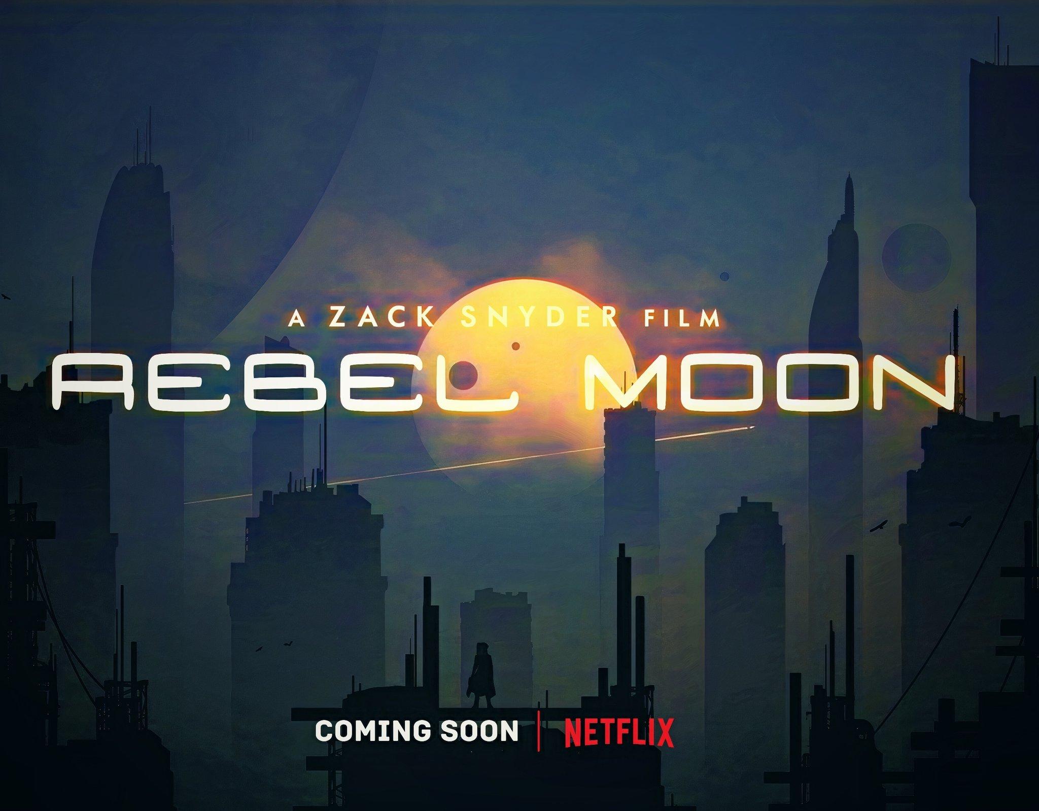 Zack Snyder's Rebel Moon, fan art by KryptonCaged