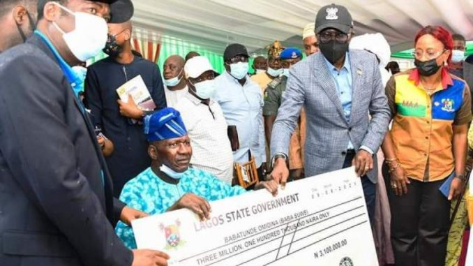 Ijede Road: Baba Suwe, Others Get Compensation For...
