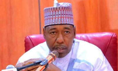 Why Power Should Shift To South In 2023 - Zulum