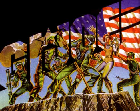 G.I. Joe - circa 1982