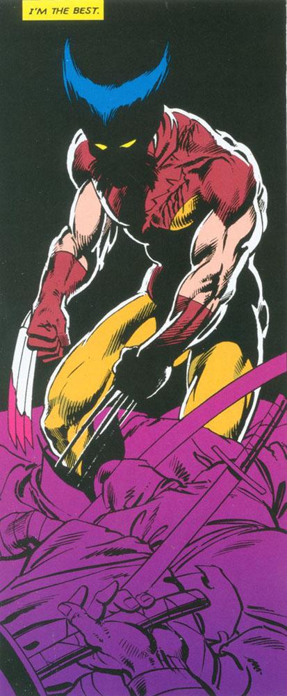 Wolverine by Frank Miller