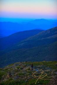 Mt. Washington: Portrait (Vertical)