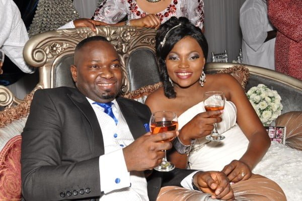 Image result for Funke Akindele and ex husband