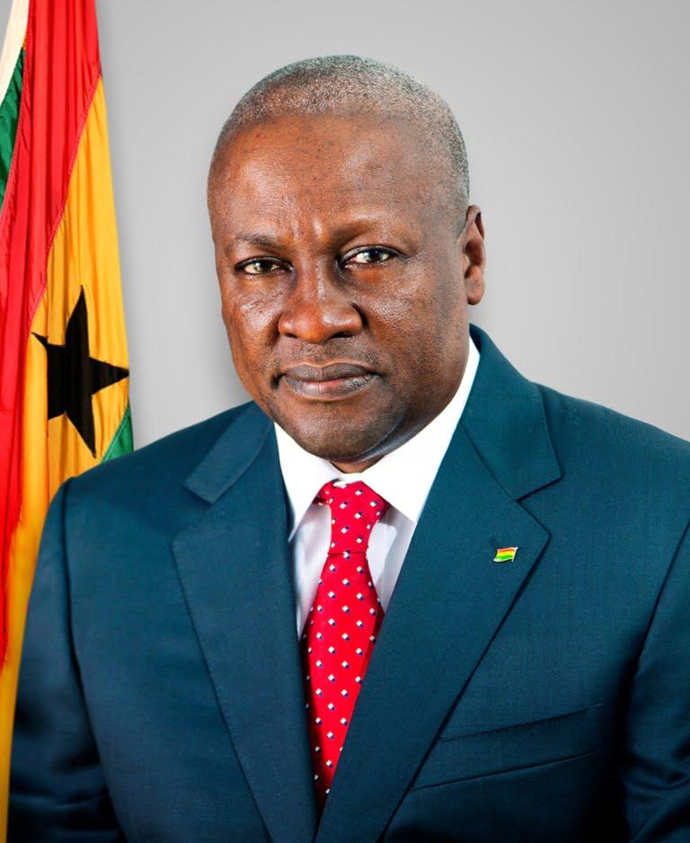 Ex Ghana President Nigeria