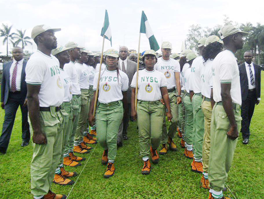 Lawmakers Niger Nysc