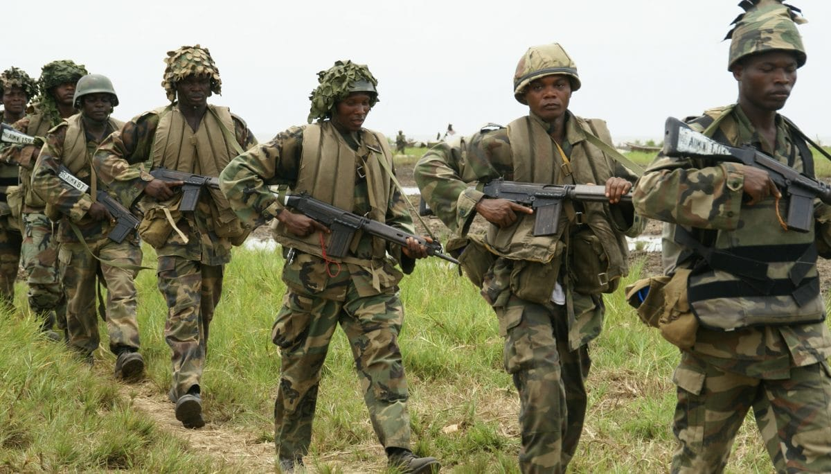 nigerian army2 - Participants laud military on building relationship to combat terrorism