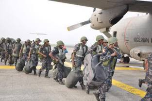 Image result for Airforce launches special operation against bandits