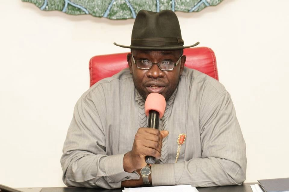 Governor Henry Seriake Dickson - Bayelsa Assembly leadership crisis: Gov. Dickson recognises new Speaker