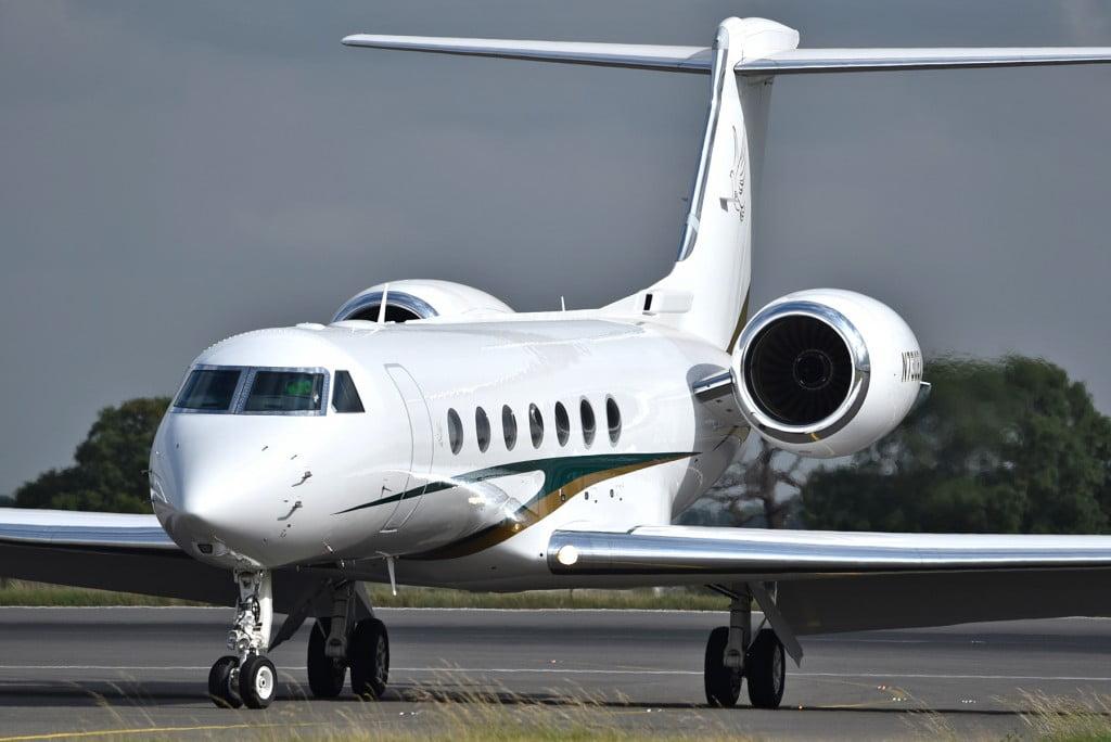 Adeboye New Jet