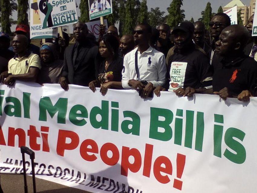 Image result for no Social media bill Nigeria