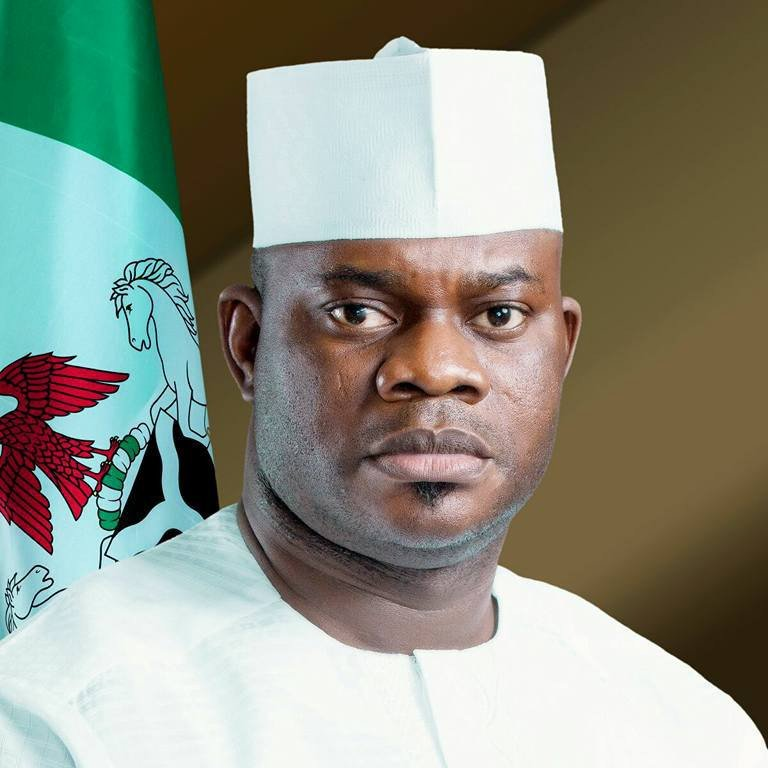 Gov. Bello Felicitates With New Acting Hos Yemi Esan