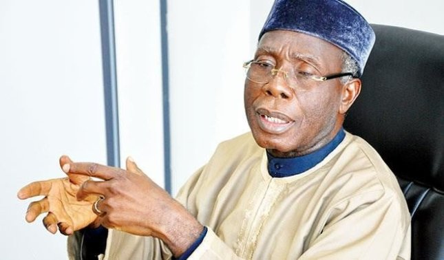 Image result for Chief Audu Ogbeh,