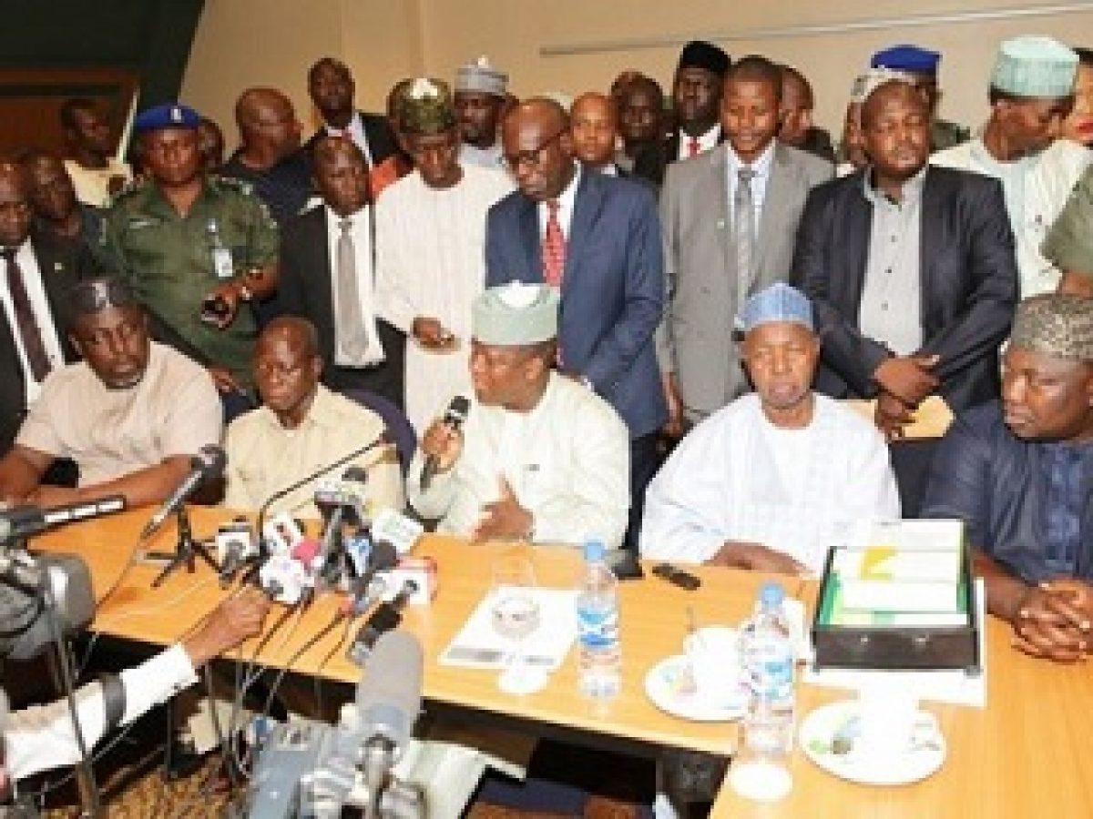 Nigeria Governors Forum Or Covid