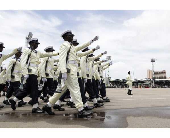 Recruitment: Navy Releases List Of Successful Candidates For Training School