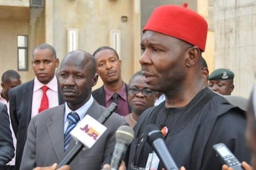 Buhari Shows Commitment To Fight Against Corruption Sen. Utazi