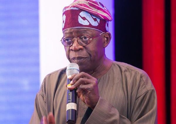 Image result for Asiwaju Tinubu: Only INEC can say if elections will hold on Saturday