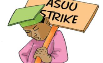 Image result for ASUU embarks on indefinite nationwide strike