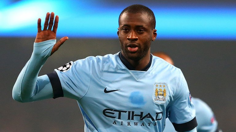 Image result for yaya toure