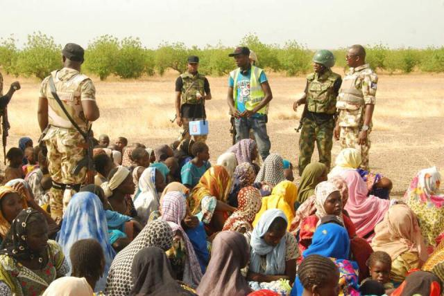Nigerian Army clears 760 suspected Boko Haram insurgents