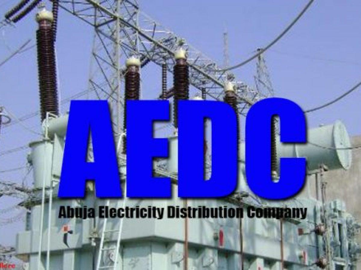 Abuja Electricity Distribution Company Aedc Or Niger Kogi Nasarawa Federal Capital Territory