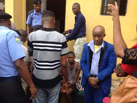 Image result for pastor kidnaps little boy in Nigeria  WICKEDNESS! Woman Kidnaps 2-Year-Old Twin, Sells Him To Pastor In Delta The pastor being paraded