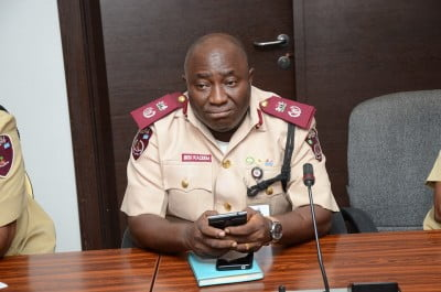Federal Road Safety Corps Frsc Bisi Kazeem Public