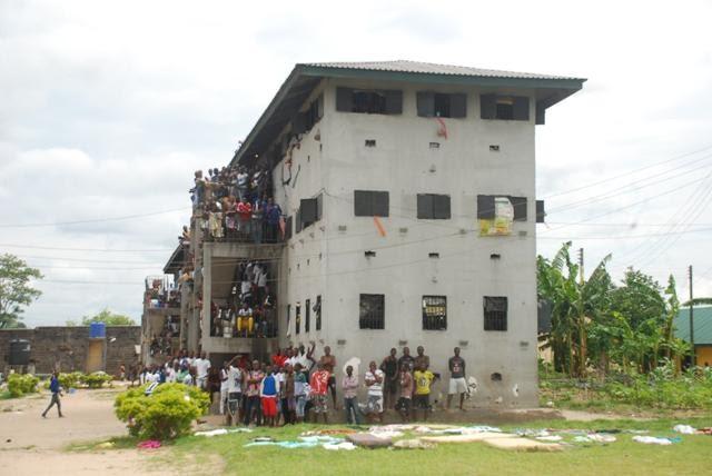 Nigeria Correctional Services Warri Warri South Local Government Area Delta