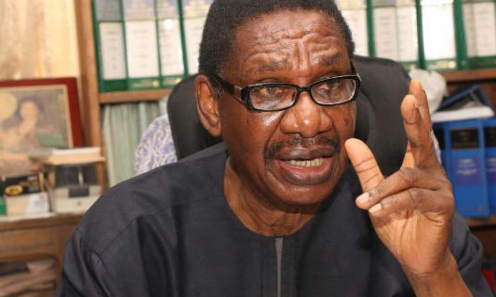 fg Recovers Billions From Corrupt Individuals  – Sagay