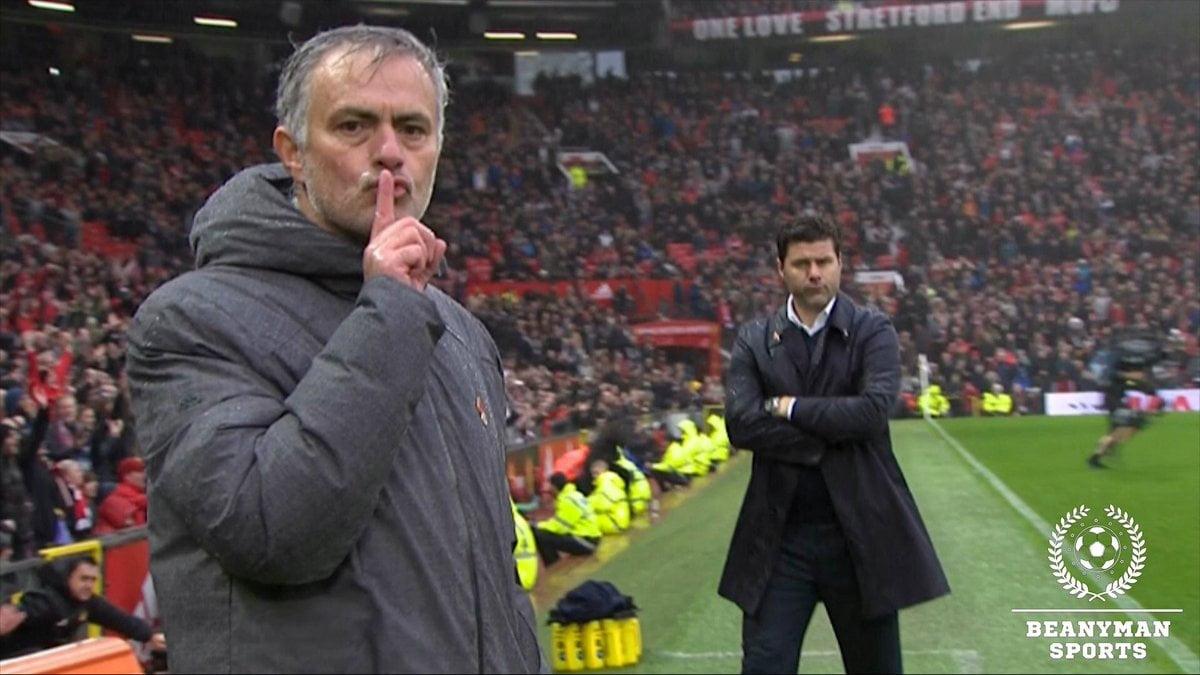 Tottenham Hotspur Mourinho