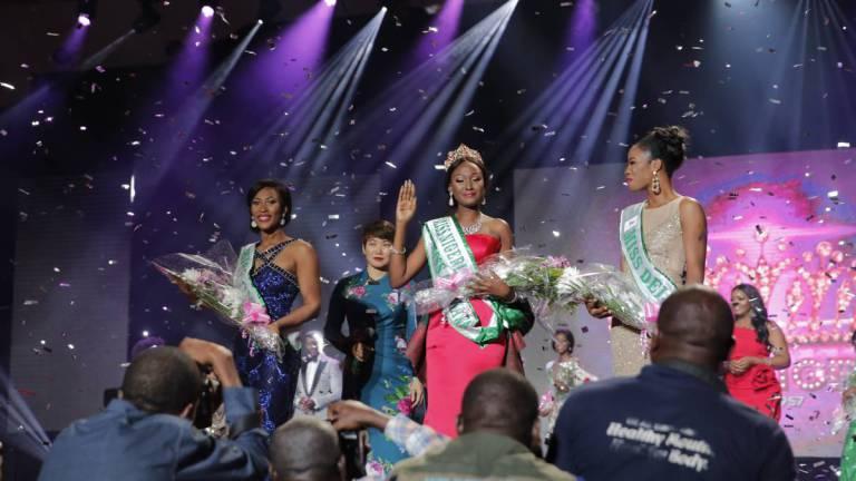 Miss Adamawa Miss Nigeria