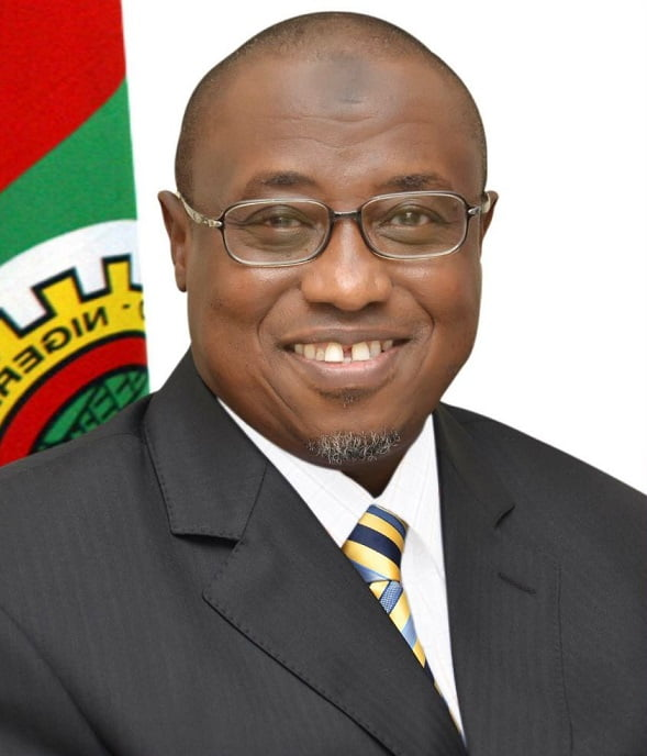 Maikanti Baru Former Group Managing Director Nigerian National Petroleum Corporation Nnpc