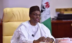 Image result for El-Rufai solicits Pastors' support for re-election bid