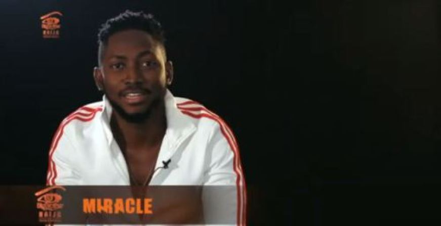 BBNaija 2018: Why condoms are missing in Big brother house – Miracle [VIDEO]