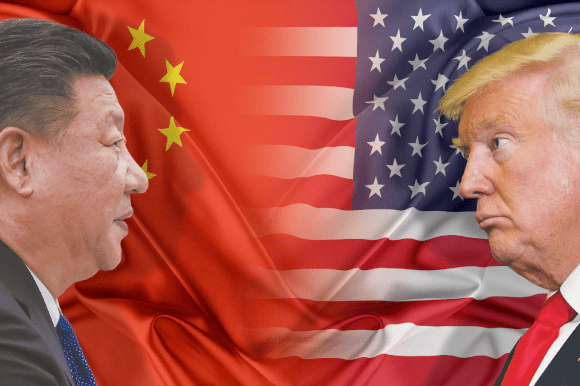 Image result for usa china trade war
